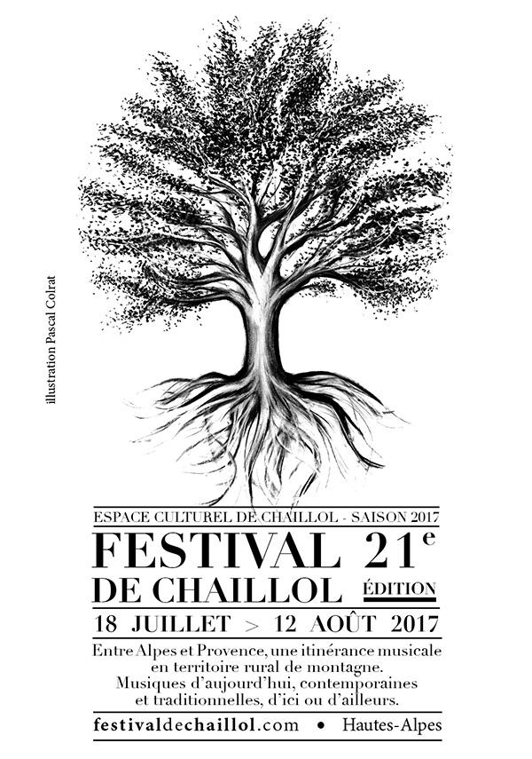 Musique classique : le XXIème Festival de Chaillol à partir du 18 juillet dans les Hautes Alpes Chaillol-2017-1