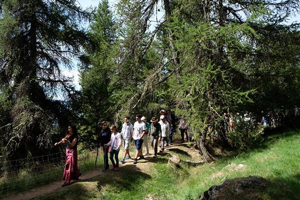 Musique classique : le XXIème Festival de Chaillol à partir du 18 juillet dans les Hautes Alpes Chaillol-2017-3